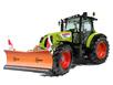 Отвал для уборки снега Hauer HSh 2800 на трактор CLAAS