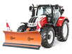 Отвал для уборки снега Hauer HSh 2800 на трактор STEYR