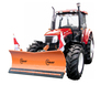 Отвал для уборки снега Hauer HSh 2800 на трактор YTO