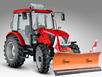 Отвал для уборки снега Hauer HSh 2800 на трактор Zetor