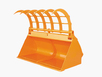 Ковш для силоса усиленные боковины 8 мм, усиленный