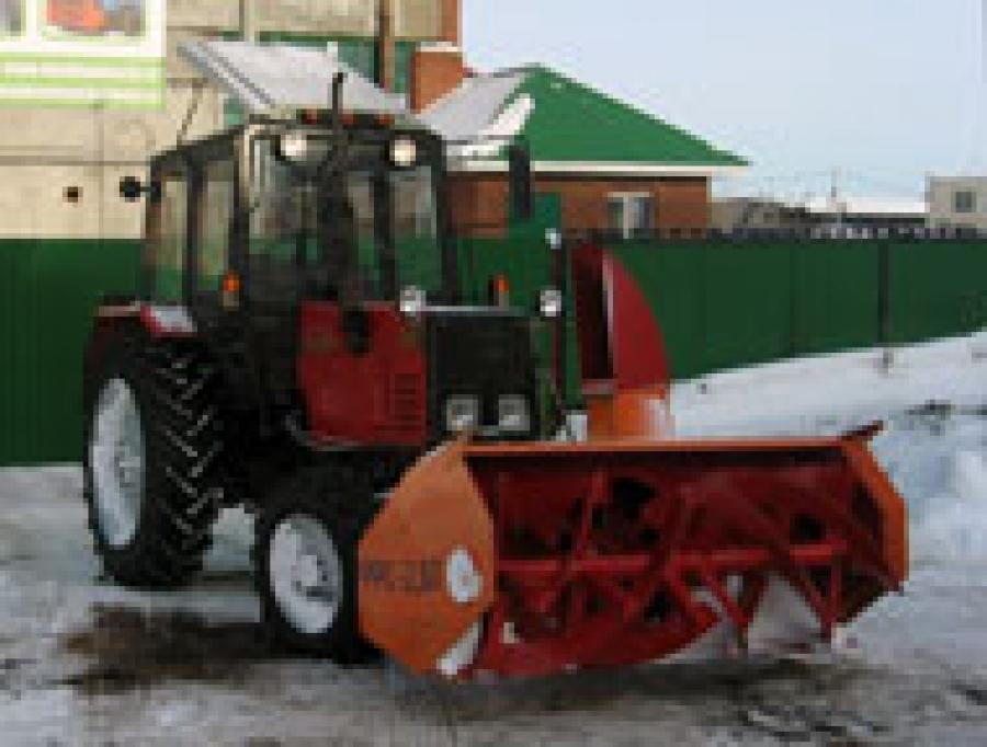 МТЗ 892 - трактор Беларус 892