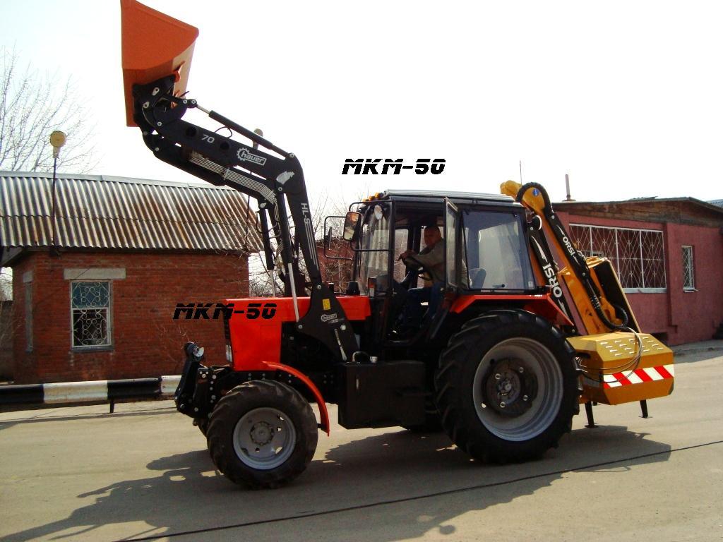Снегоуборочный трактор Митракс Т10 с ротором 98см цена 299.