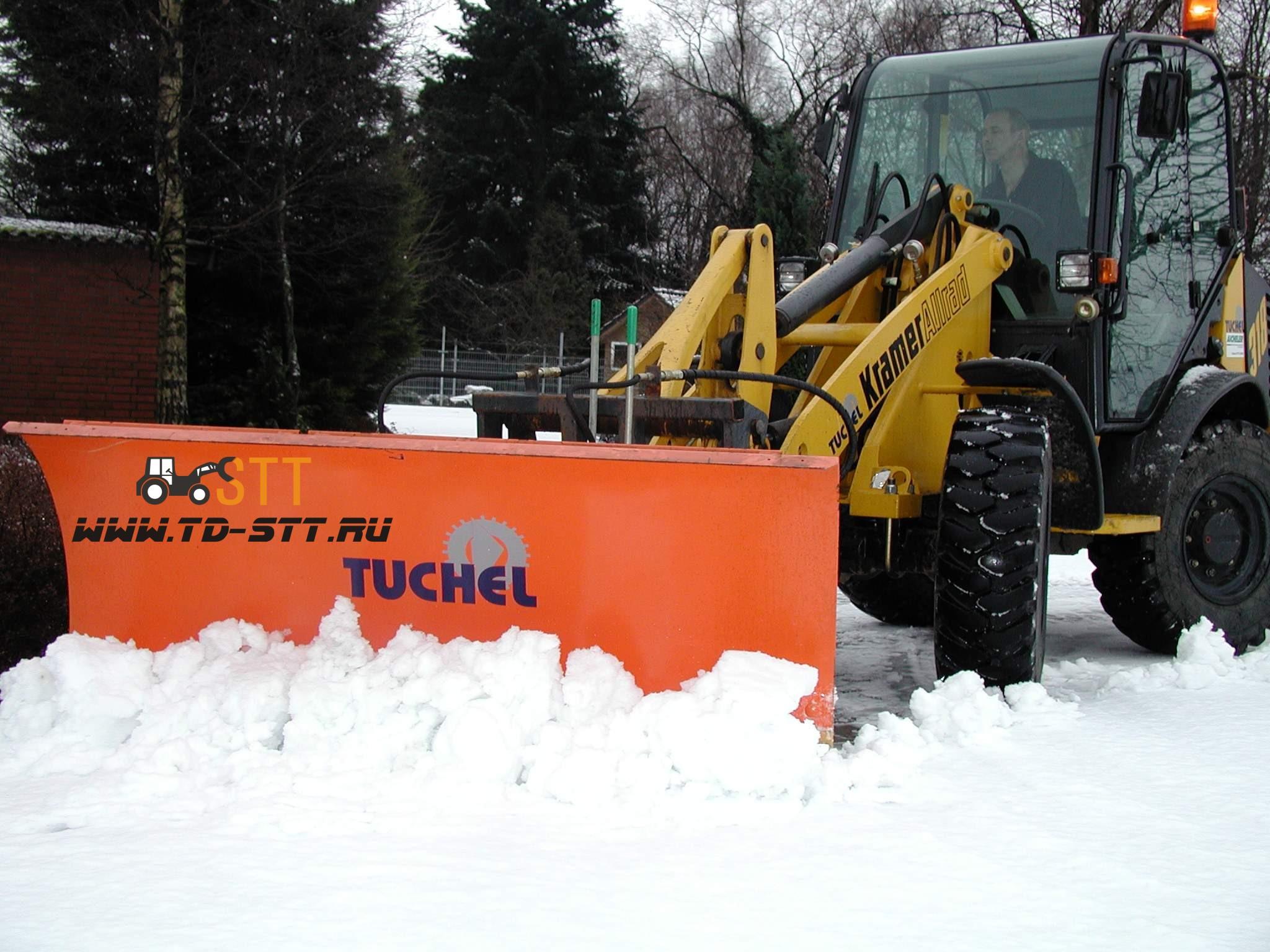 Клининговая компания уборка снега