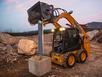 Ковш бетоносмесительный для минипогрузчика