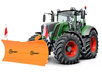 Отвал для уборки снега Hauer HSh 2800 на трактор FENDT