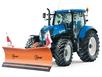 Отвал для уборки снега Hauer HSh 2800 на трактор NEW HOLLAND