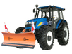 Отвал для уборки снега Hauer HSh 2800 на трактор LANDINI