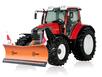 Отвал для уборки снега Hauer HSh 2800 на трактор трактор Lindner