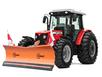 Отвал для уборки снега Hauer HSh 2800 на трактор трактор MASSEY FERGUSON