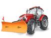 Отвал снежный на трактор Zetor