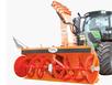 Двухступенчатый снегоочиститель на трактор Assaloni TFA-750