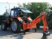Навесной экскаватор на трактор МТЗ, E28