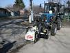 Навесная дорожная фреза PL 45.20 на трактор МТЗ