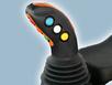Электрогидравлический джойстик ELC-ergo для навесного погрузчика Hauer