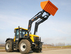 Погрузчик для трактора JCB-Fastrac