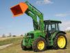 Погрузчик для трактора John Deere